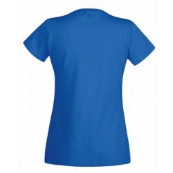 Camiseta señora manga corta colores