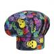 Gorro seta Color Skulls