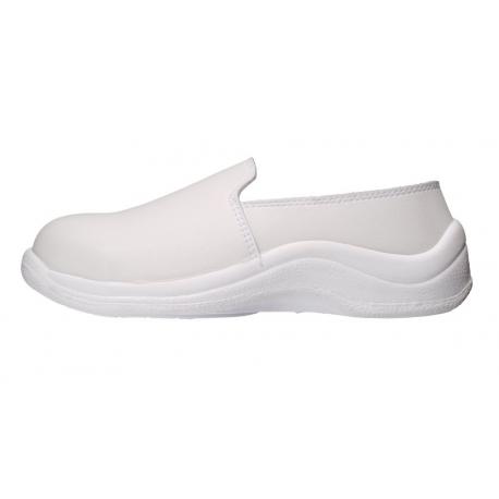 Zapato MyCodeor Seguridad Blanco