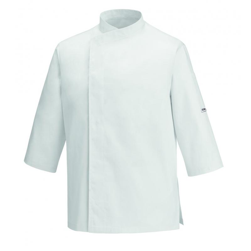 Chaqueta Cocina 3/4 Sleeves Blanco