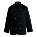 Chaqueta Cocina Color Negro