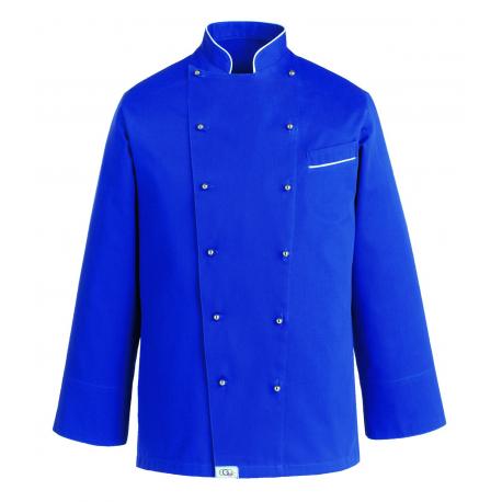Chaqueta Cocina Color Azul
